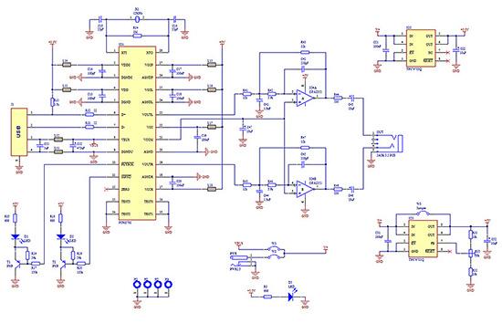 Schéma électronique - Expert PCB