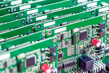 Manufacture of electronic cards